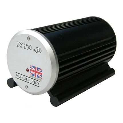 Musical Fidelity X10-D Tube Buffer